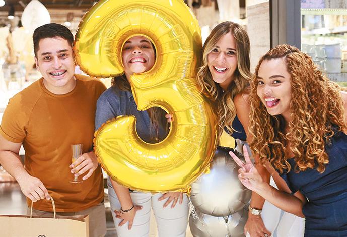 EVENTOS SOCIALES    Aniversario 3 de Muy Mucho Panamá