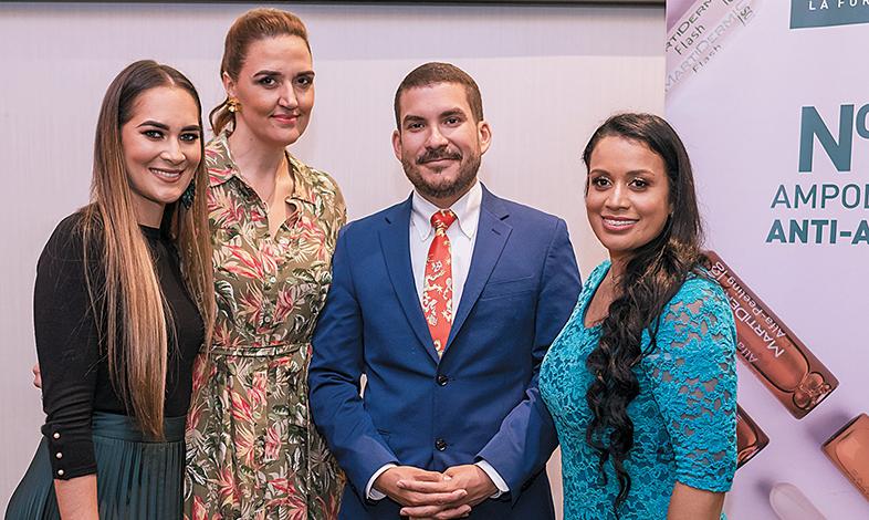 EVENTOS SOCIALES  | MartiDerm celebra su primer año en Panamá