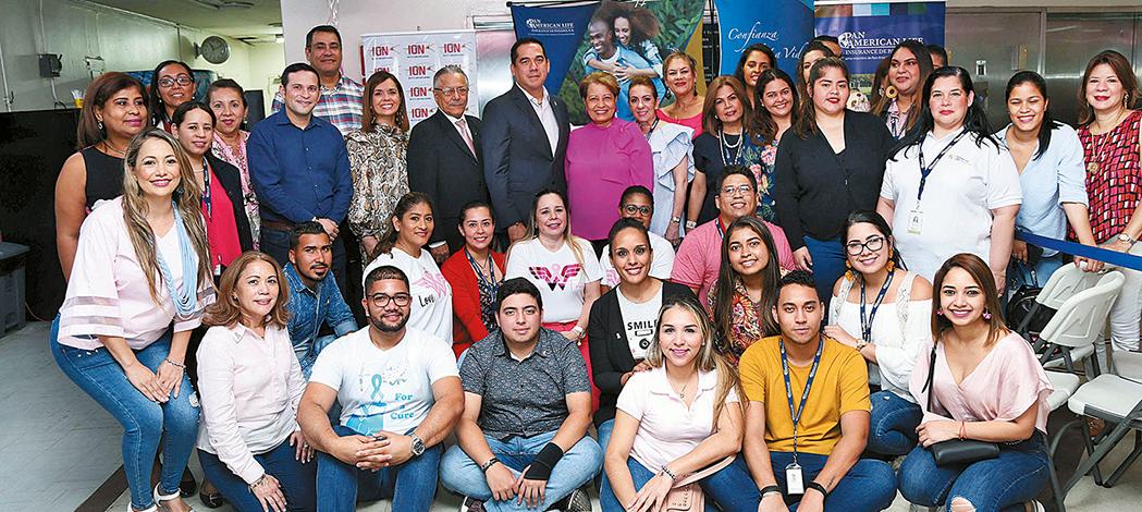 EVENTOS SOCIALES  | Pan-American Life realiza donación al Instituto Oncológico Nacional