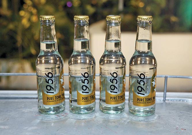 EVENTOS SOCIALES  | Lanzamiento de 1956 Pure Tonic Water
