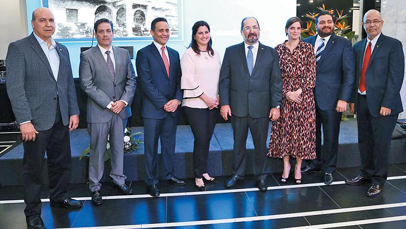 EMPRESARIALES EVENTOS  | El Banco Nacional celebra sus 115 años fundación