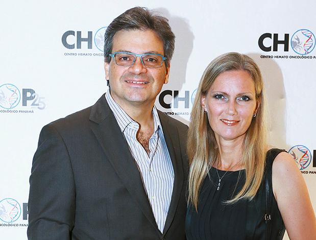 EMPRESARIALES EVENTOS  | 25 años de fundación del Centro Hemato Oncológico Panamá (CHOP)