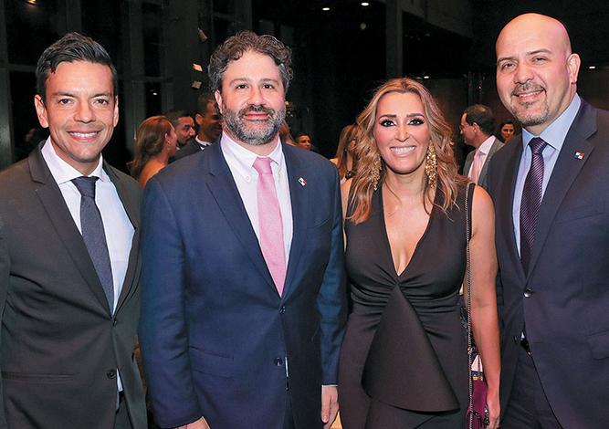 EVENTOS SOCIALES    Panamá en Positivo 2019