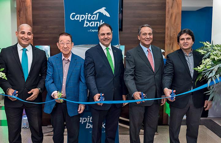 EMPRESARIALES EVENTOS  | Capital Bank inaugura sucursal en el Dorado