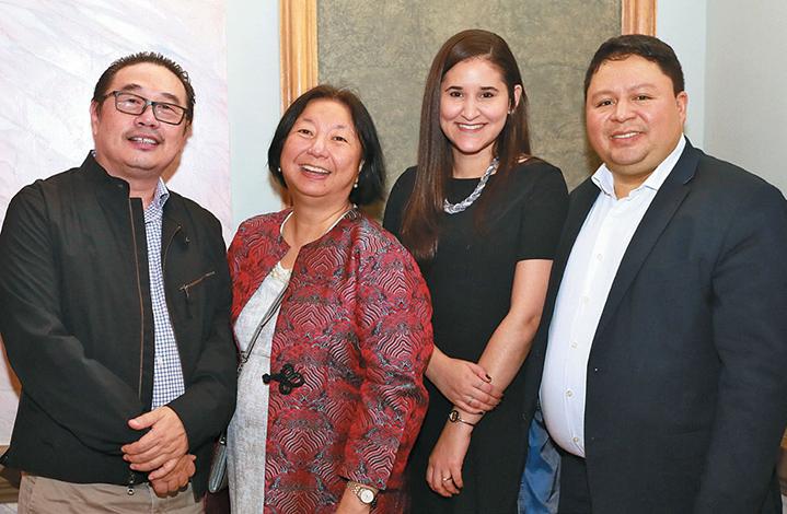 EMPRESARIALES EVENTOS  | Internacional de Seguros realiza recepción en el recién restaurado Teatro Nacional