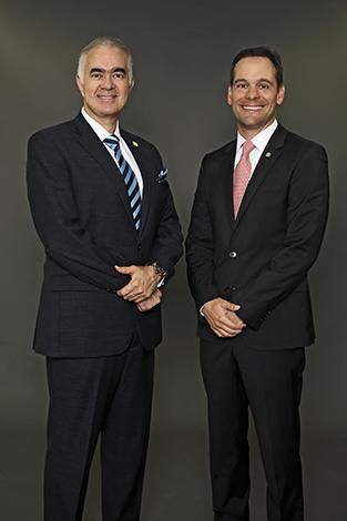 GENTE PORTADA  | Jorge Juan de la Guardia y Julio De La Lastra