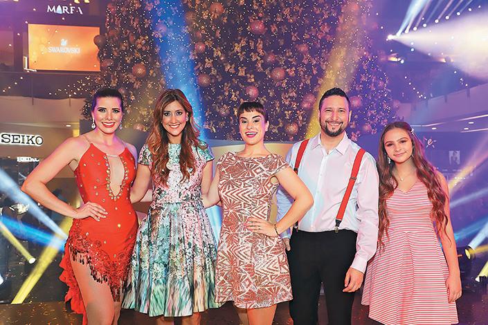 EVENTOS SOCIALES  | Multiplaza celebra su mágica navidad 2019