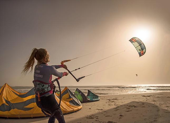 DESTINOS LIFESTYLE  | Dajla, capital del Kitesurfing