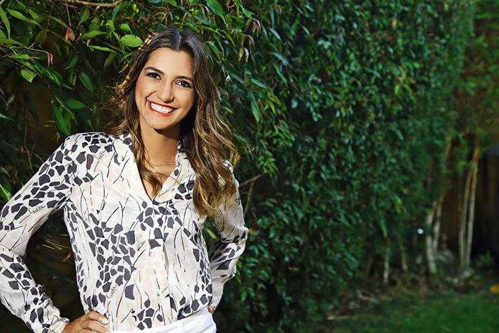 GENTE MUJER DE HOY  | Tatiana Crespo