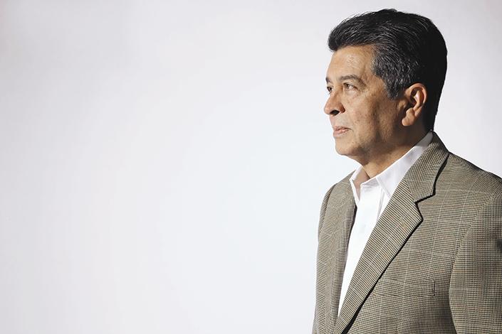 GENTE PORTADA  | Aurelio Barría