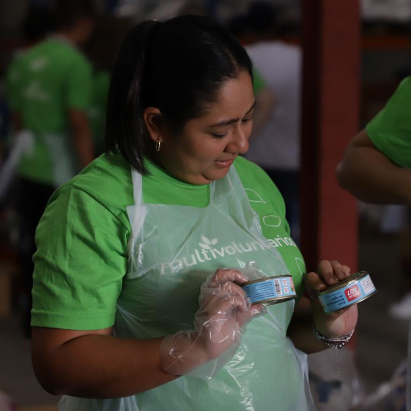 EMPRESARIALES EVENTOS  | Multivoluntarios en Acción 2019