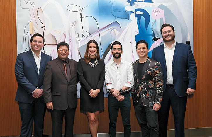EMPRESARIALES EVENTOS  | Towerbank comparte con sus clientes una exhibición de arte