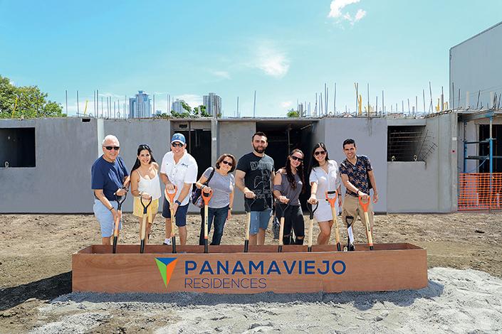 EMPRESARIALES EVENTOS  | Grupo Los Pueblos presenta su nuevo proyecto Panama Viejo Residences
