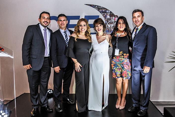 EMPRESARIALES EVENTOS  | El Centro Financiero Empresarial (CFE)  inaugura su nueva casa matriz