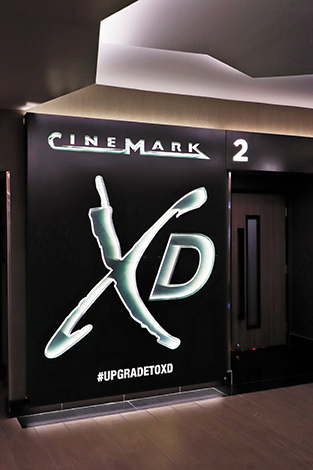 EMPRESARIALES EVENTOS  | Inauguración de Cinemark Movie Bistro en Pacific Center
