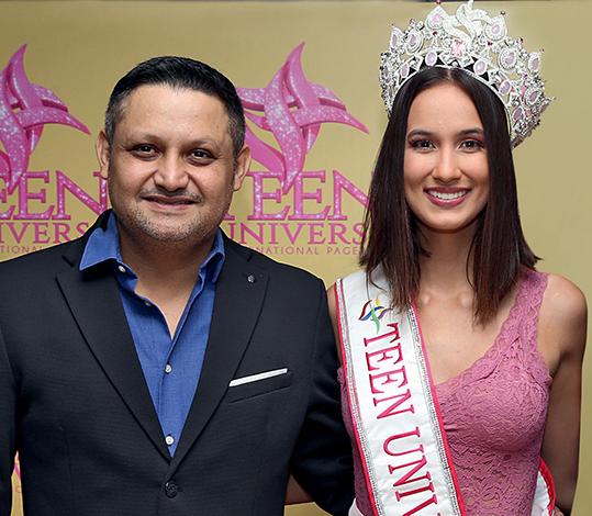 EVENTOS ON THE SPOT  | Rueda de prensa del concurso Miss Teen Universe