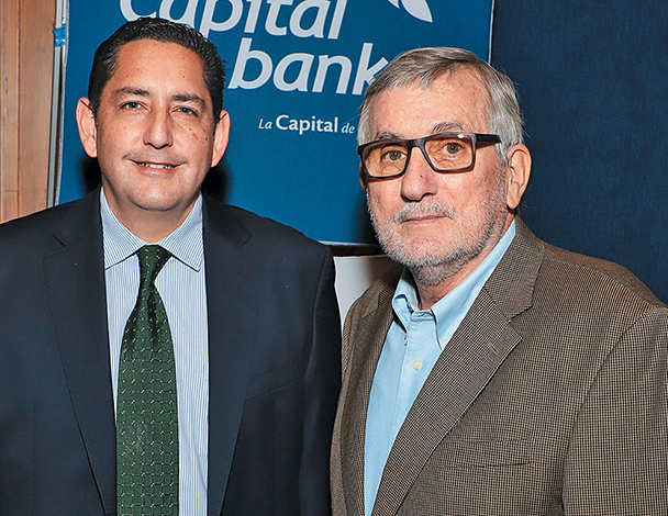 EMPRESARIALES EVENTOS  | Capital Bank presentó su Foro Capital 2020