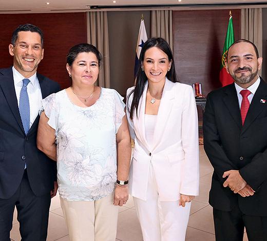 EVENTOS SOCIALES  | Reconocimiento al Embajador de Portugal al término de su misión diplomática