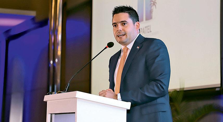 EMPRESARIALES EVENTOS    Elección Presidente de la Asociación Panameña de Hoteles (APATEL)