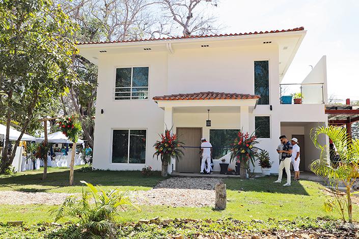 EMPRESARIALES EVENTOS  | Presentación del exclusivo residencial Cacique Village en isla Contadora