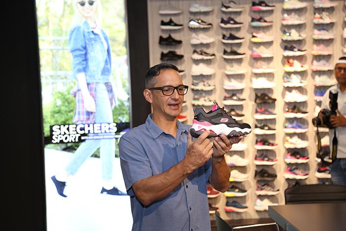 EMPRESARIALES EVENTOS  | Skechers presentó su nuevo showroom en Panamá