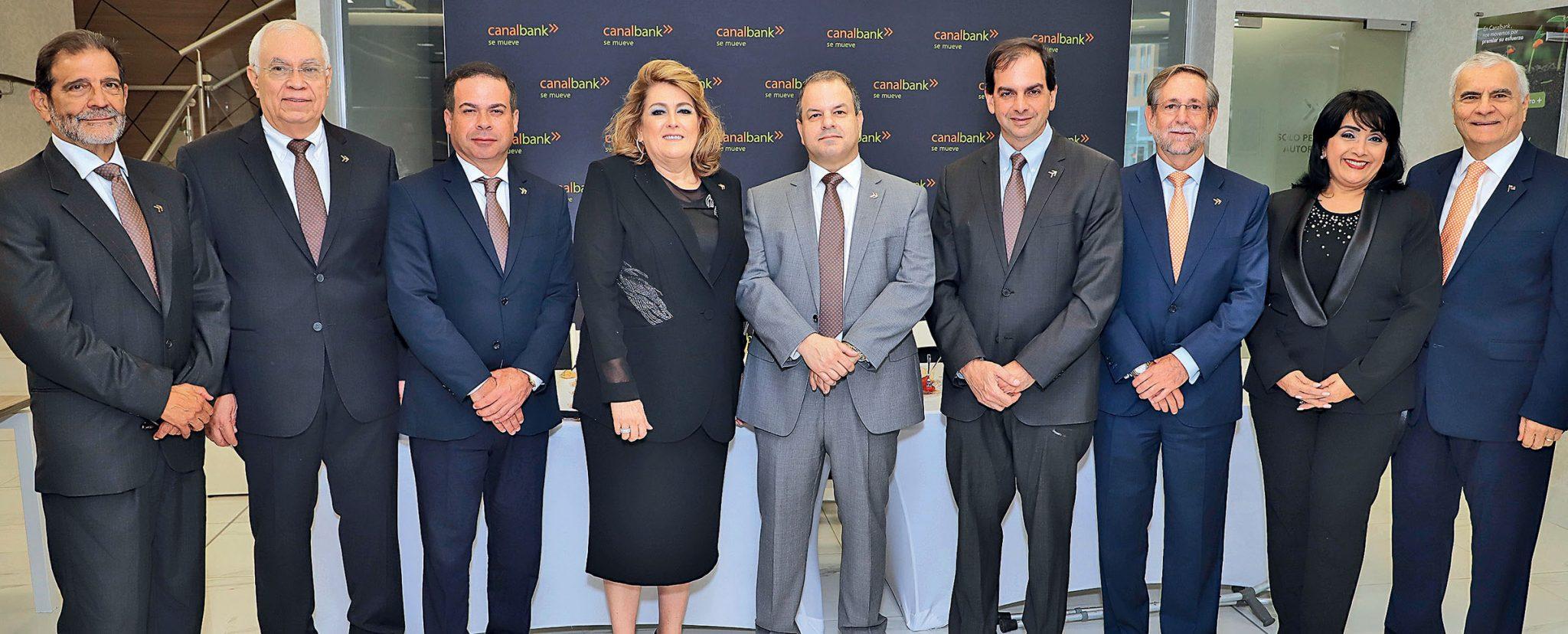 EMPRESARIALES EVENTOS  | Canal Bank inaugura nueva sucursal en Costa del Este