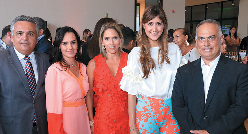 EMPRESARIALES EVENTOS  | Grupo Roble inauguró su exclusivo Hole in One Club House