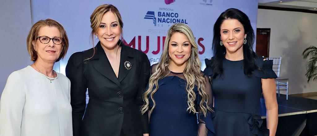 EMPRESARIALES EVENTOS    Panamá en Positivo y el el Banco Nacional de Panamá realizan conversatorio