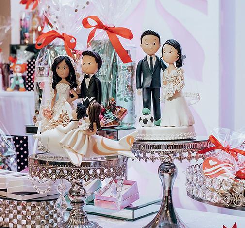 EMPRESARIALES EVENTOS  | Events by BHR, Carmen Castrellón y el Can Can de la Novia celebraron Bridal Bazaar