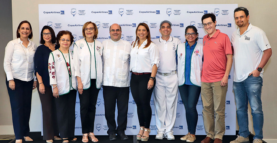 EMPRESARIALES EVENTOS  | COPA AIRLINES realiza su novena versión de Ahmad Zamany Memorial Golf Tournament Panama 2020