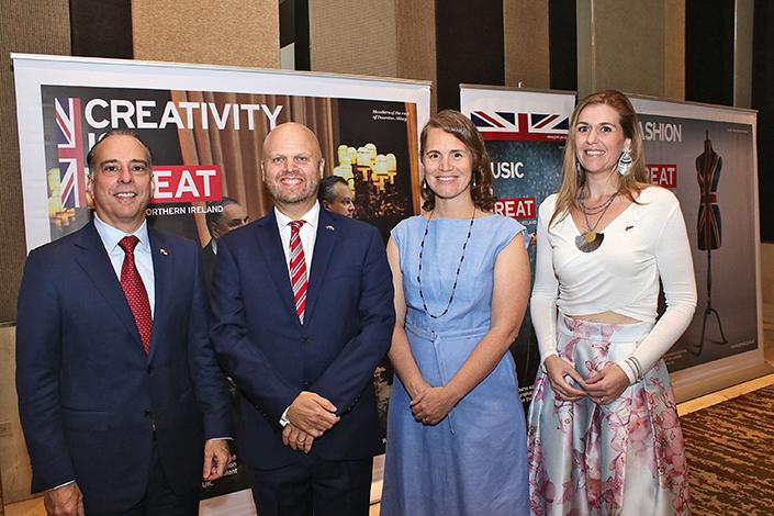 EVENTOS SOCIALES  | Celebración del Natalicio de la Reina Isabel II