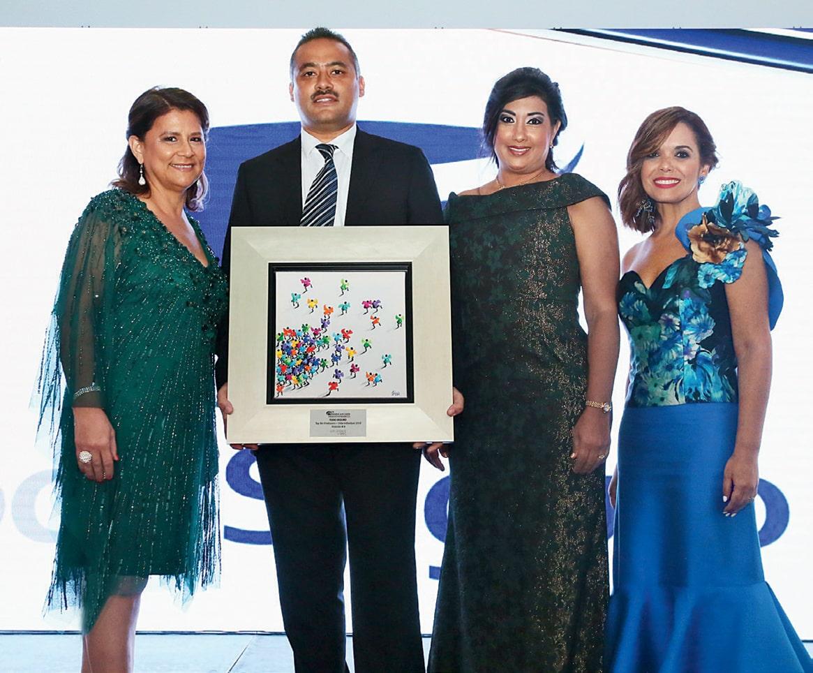 EMPRESARIALES EVENTOS  | PALIG realizó reconocimiento a los Mayores Productores del 2019