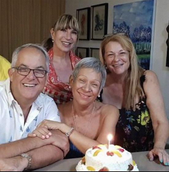 EVENTOS SOCIALES  | Bobby St. John celebra un año más de vida