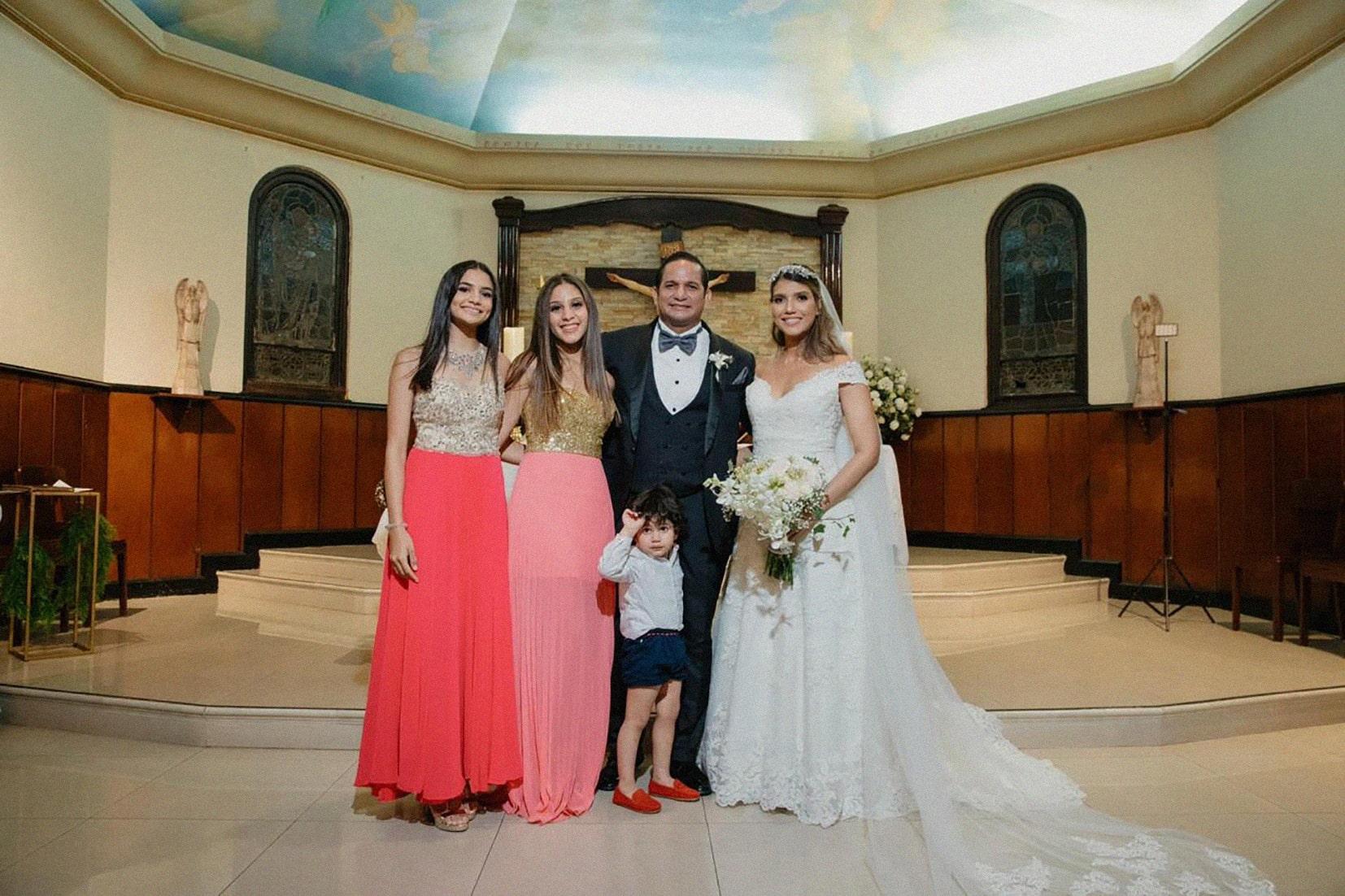EVENTOS SOCIALES  | Enlace matrimonial entre Denis Guerra Rodríguez y Sheila Lorena Hernández Arrocha