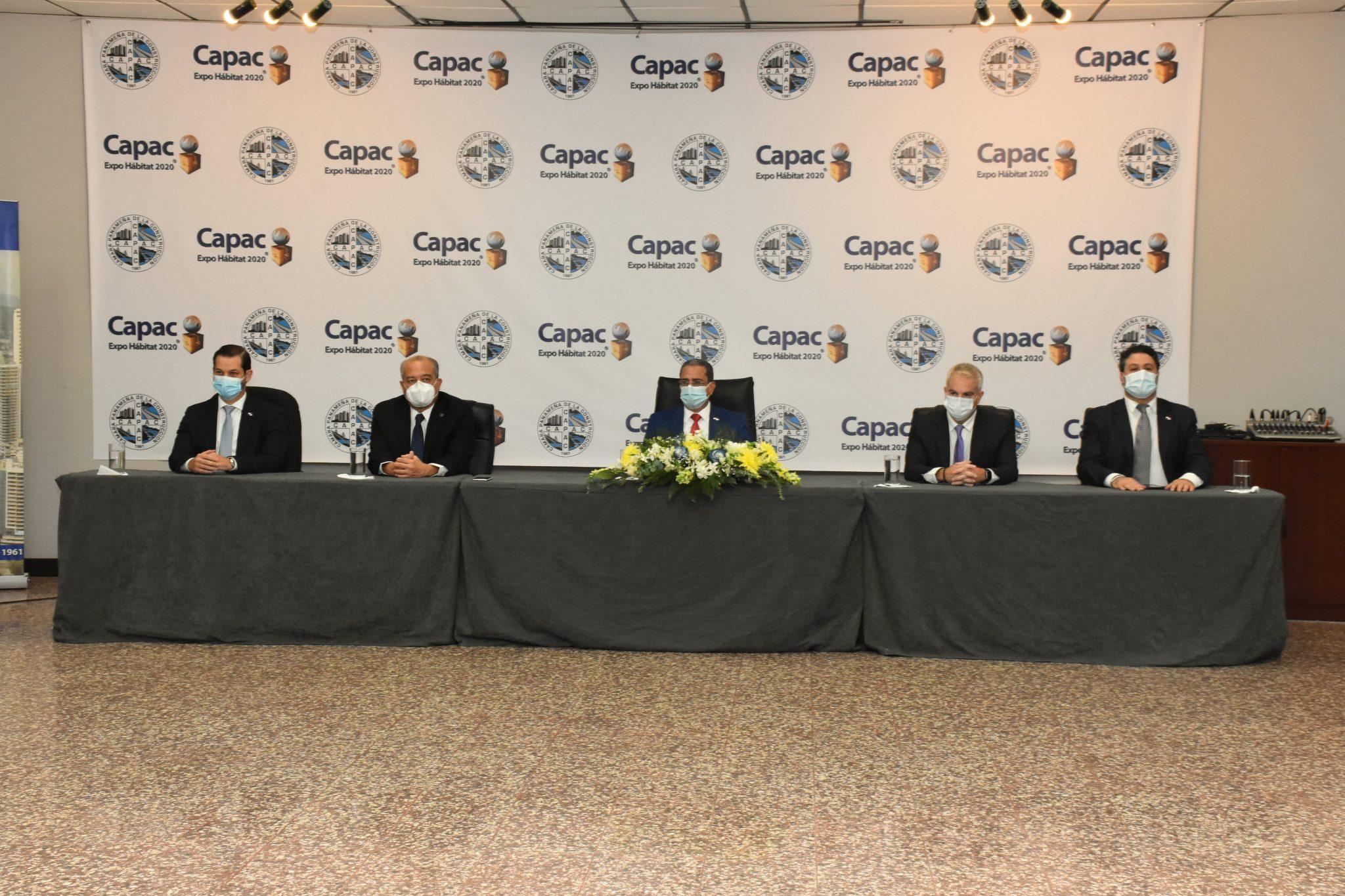 EMPRESARIALES EVENTOS    La trigésima tercera versión de CAPAC Expo Hábitat
