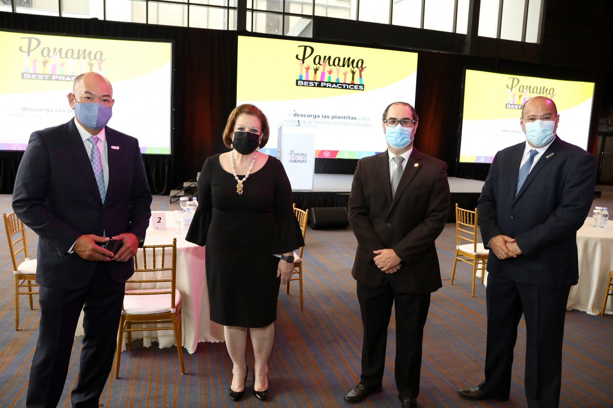 EMPRESARIALES EVENTOS  | Lanzan 'Panama Best Practices'