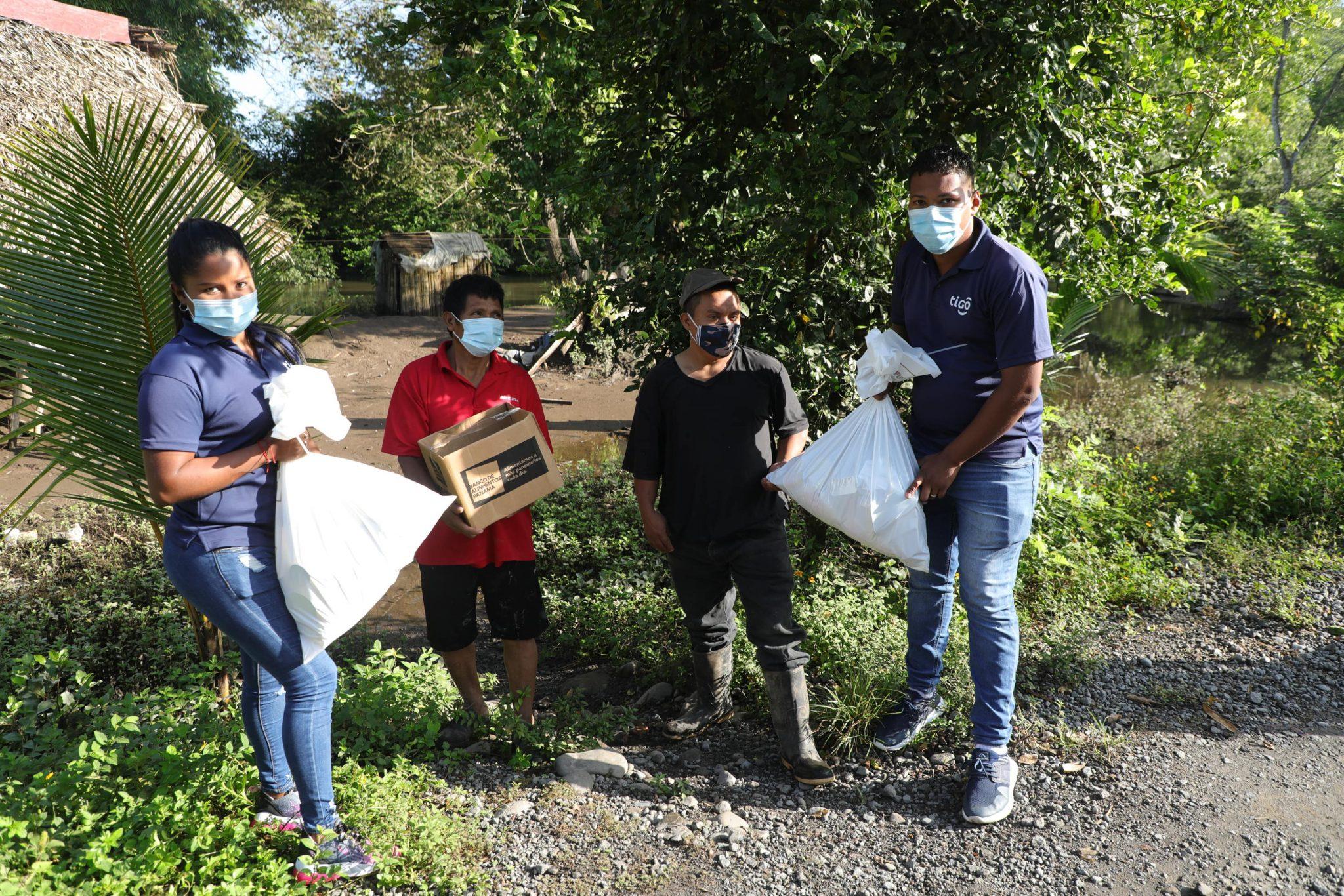 EMPRESARIALES EVENTOS  | Tigo Panamá se solidariza