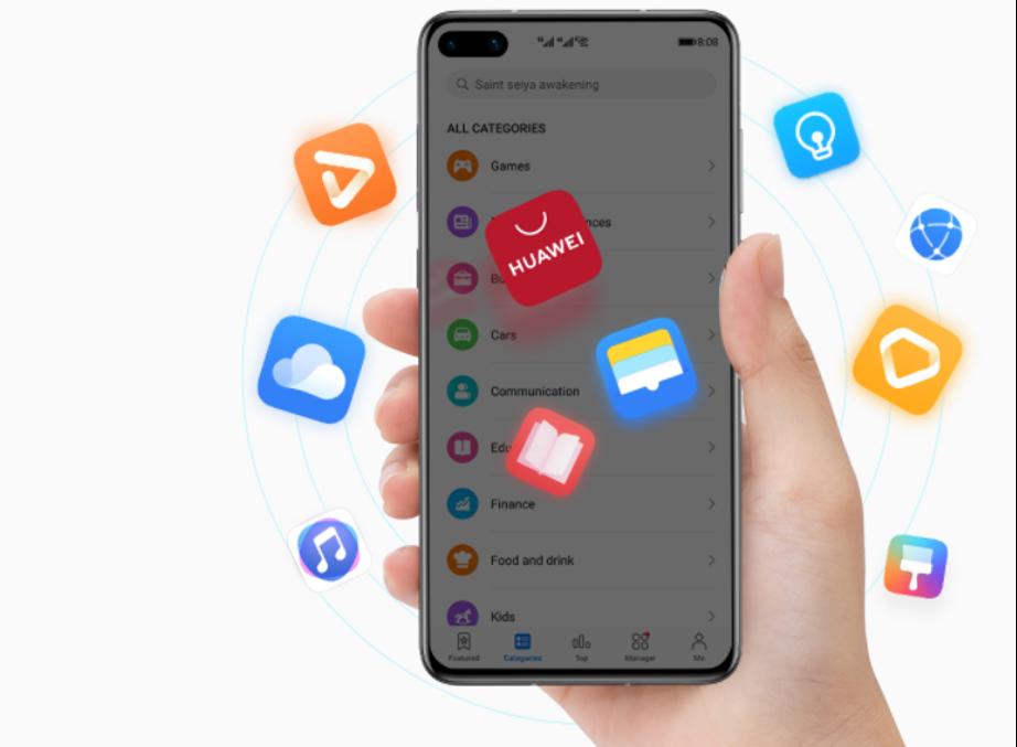 ESPECIALES  | Haz transacciones seguras, descargando tus apps bancarias desde AppGalllery