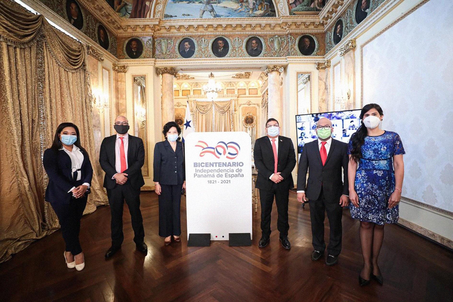 EMPRESARIALES EVENTOS  | Presentan logo del Bicentenario