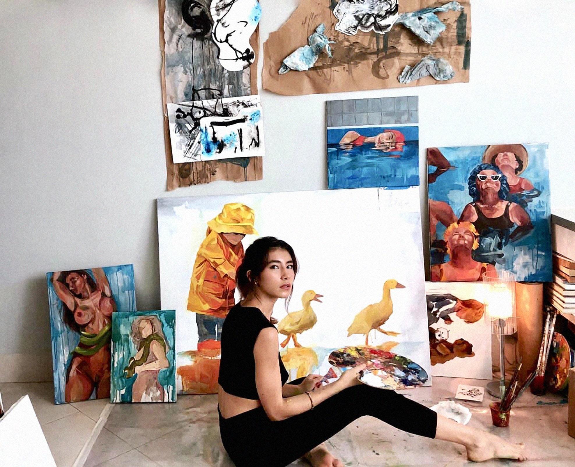 EMPRESARIALES EVENTOS  | Primera exposición de la artista panameña Celeste Melgar