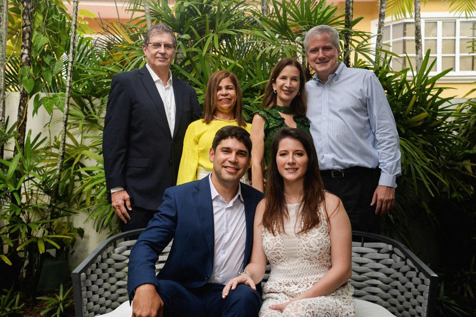 EVENTOS SOCIALES    Unión civil entre Jordi Mateu López y Beatriz Jiménez Arosemena