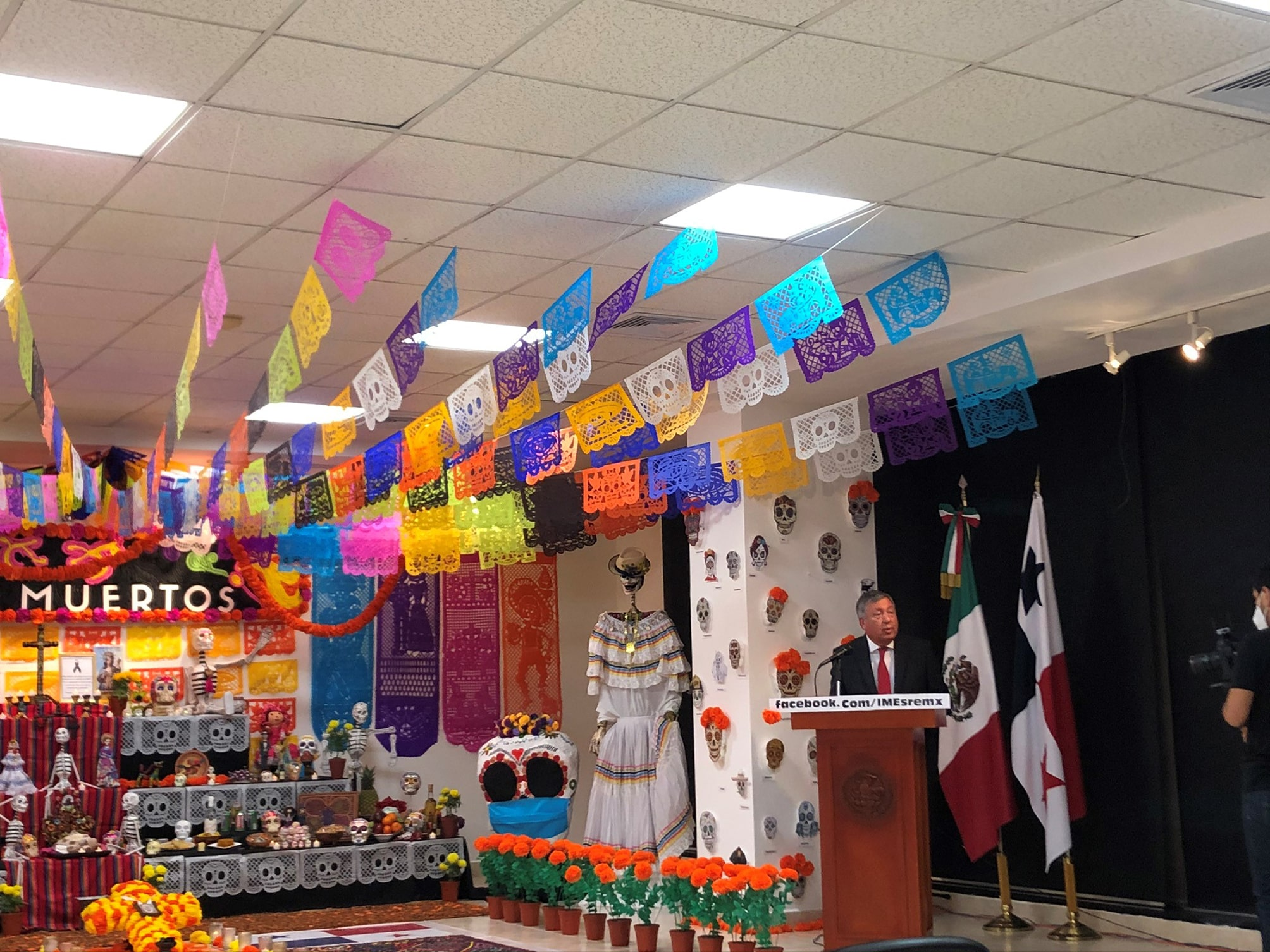 EMPRESARIALES EVENTOS    Celebración de México
