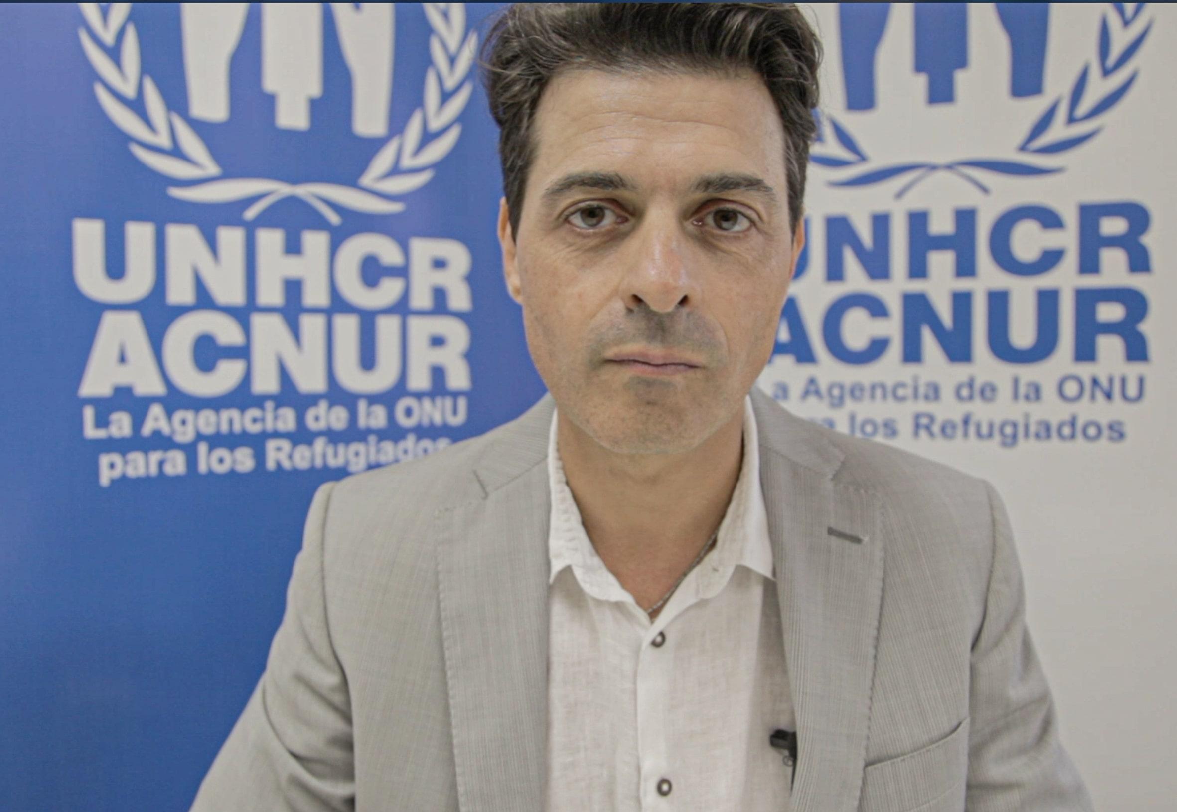 """EMPRESARIALES EVENTOS    Campaña innovadora """"DoyLaCaraPorEllos"""" de ACNUR"""