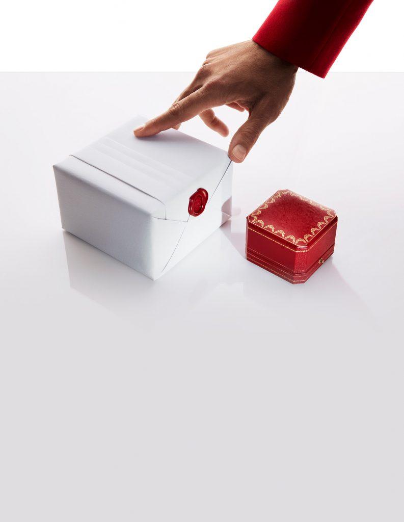 EMPRESARIALES EVENTOS    Cartier lanza boutique en línea