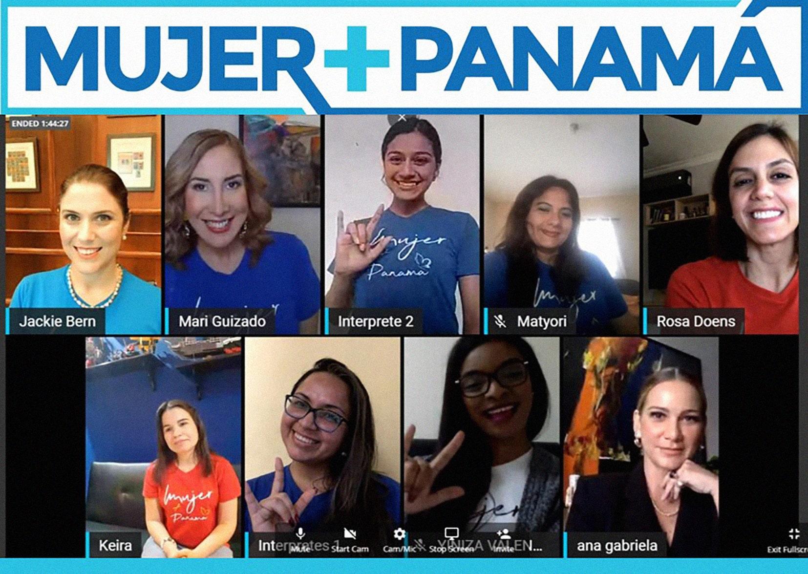 EMPRESARIALES EVENTOS    Encuentro significativo de El Club Mujer + Panamá