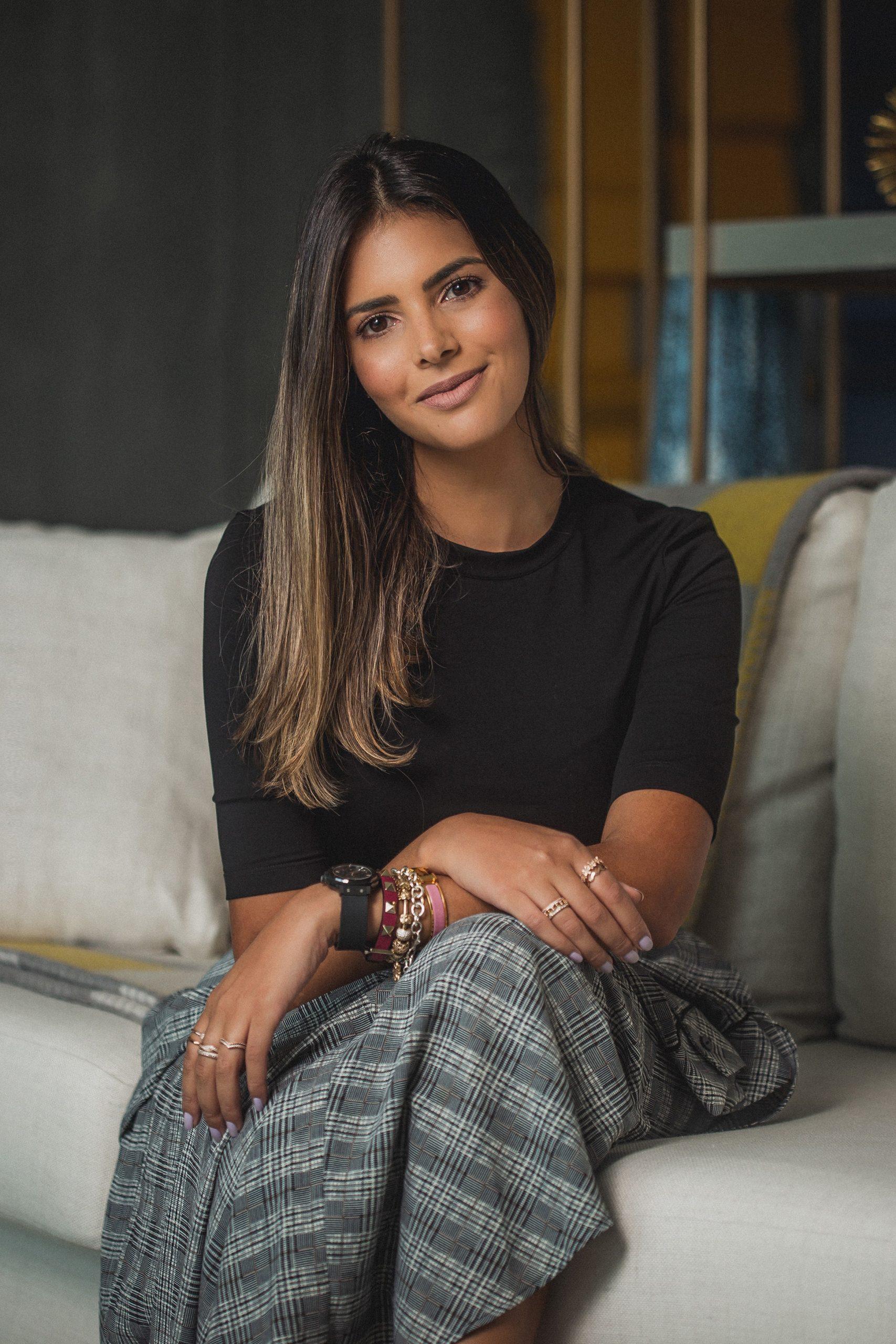 GENTE MUJER DE HOY  | Fabiana Cardozo