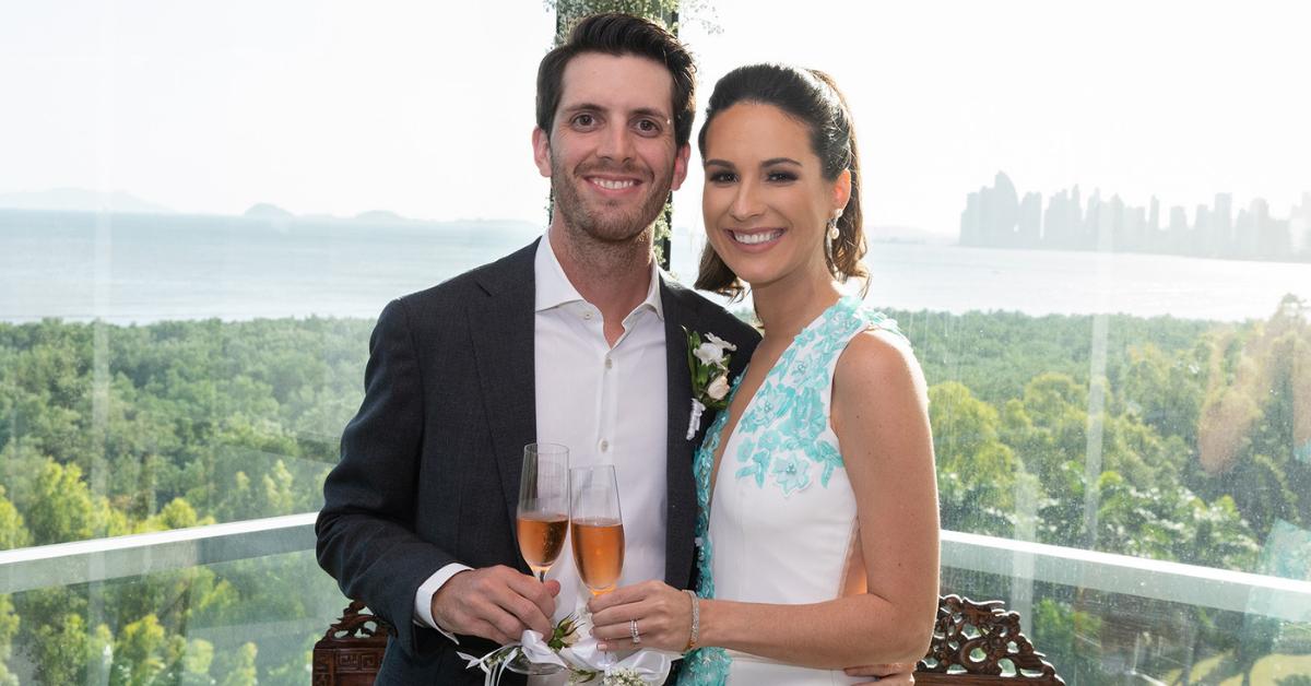 EVENTOS SOCIALES  | Votos de amor entre Juan Carlos Jiménez De Janon y Alexandra Getzler Díaz