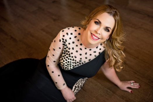 GENTE PORTADA  | ELISA SUÁREZ DE GÓMEZ