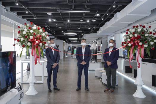 EMPRESARIALES EVENTOS    Apertura de LG Store en Panamá