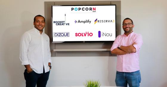 GENTE PERFIL    Innovación: El ADN de Popcorn Labs
